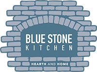 blue stone kitchen logo